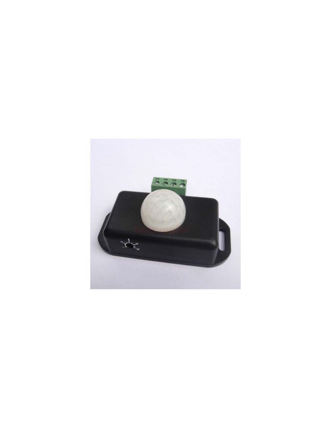 Detector de movimiento infrarojos 12v especial caravana - Detector de movimiento ...