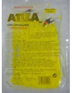 Insecticida Atiza granulado 25 gr, para las moscas