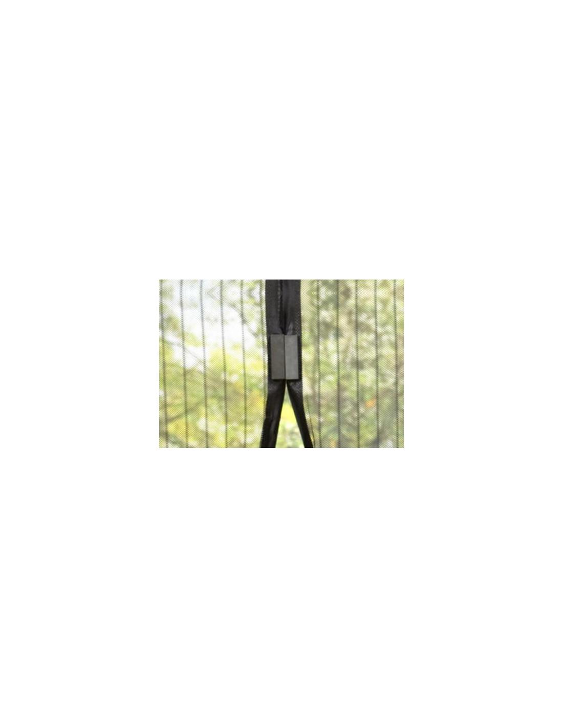 Cortina mosquitera anti insectos para puerta 2und x 50x220 for Cortina mosquitera puerta