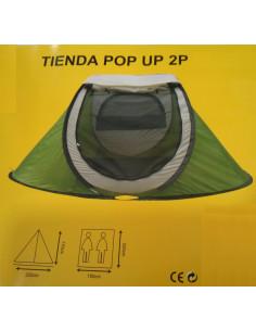Tienda de campaña iglu pop up 2 personas