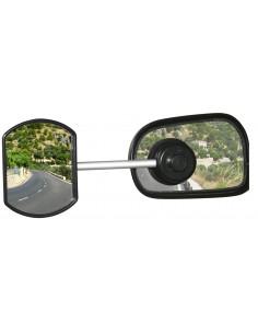 Espejo retrovisor universal con ventosa