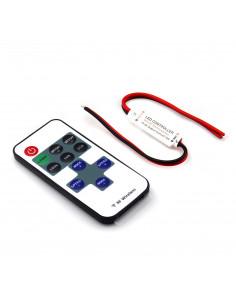 Contrôleur de gradation pour bandes led avec télécommande