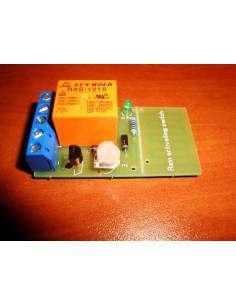 Detector de lluvia 12v con relé independiente