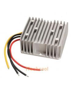 Convertidor inverter de 12v. a 24v con disipador aluminio (2A de salida)