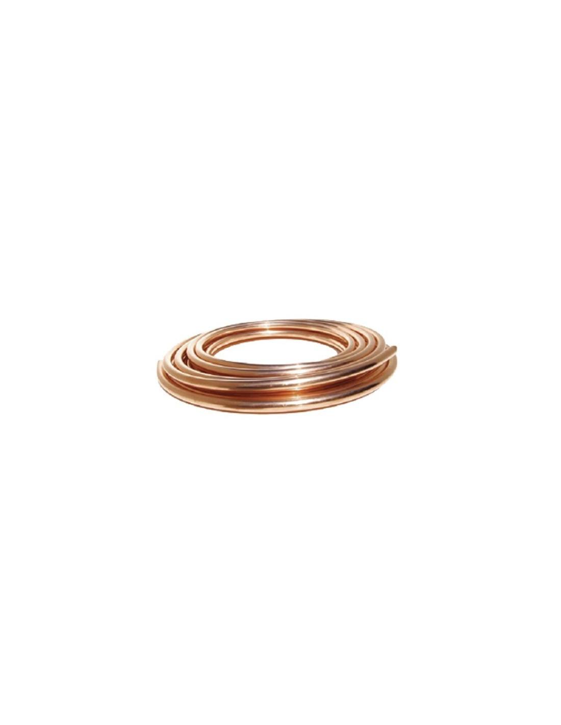 Tubo cobre flexible gas 8mm 6 8mm para caravanas - Tubo de cobre para gas ...
