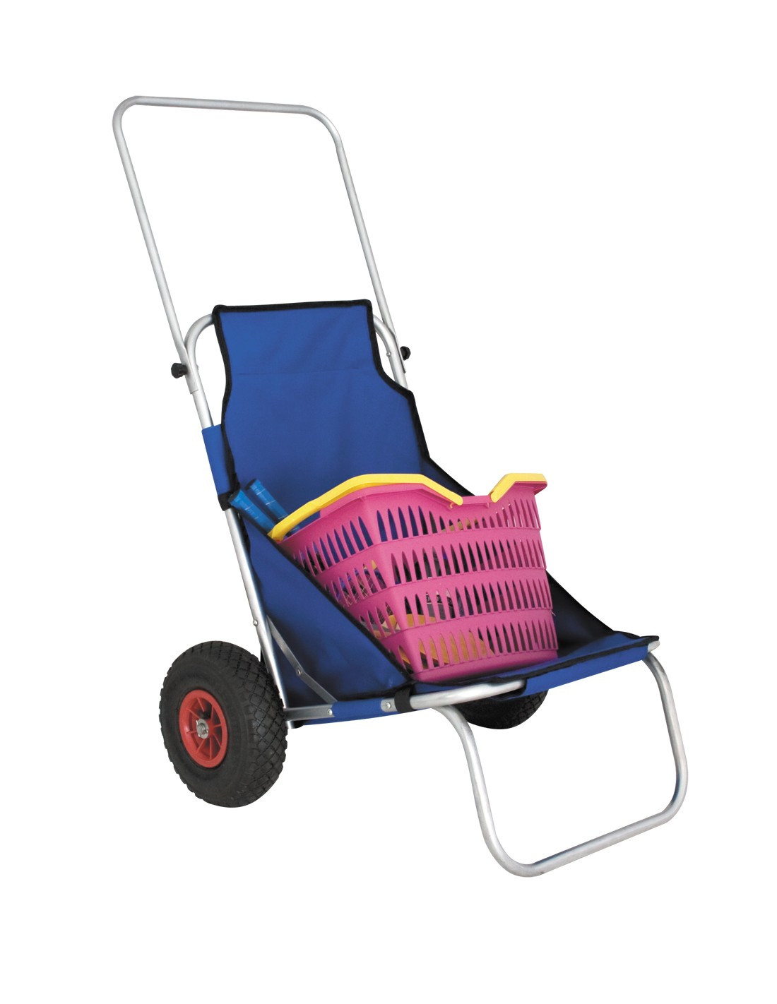 carro con silla de playa plegable con ruedas tienda de