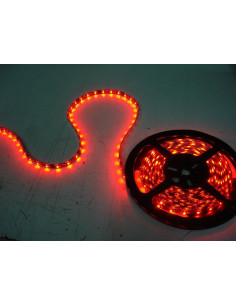 Led Strip 5m RED Imperméable (puce smd3528)