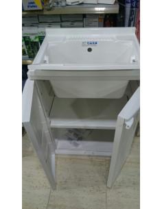 Casas cocinas mueble mueble con fregadero - Ikea muebles jardin exteriores lyon ...