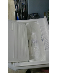 Mueble armario de resina con fregadero incorporado for Armario plastico exterior carrefour