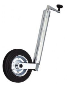 Suporte telescópico Jockey Wheel 200x42mm