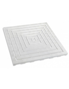 Suelo de ducha antideslizante 50x50