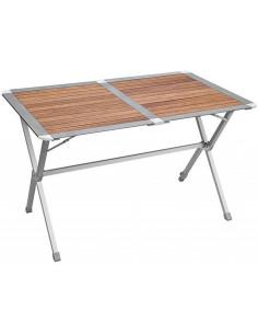 Mesa de acampamento Bambu Mercury Tropic Brunner 115 cm