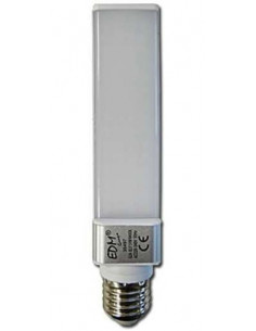 LED Glühlampe E27 11w (Downlight Typ G24) EDM