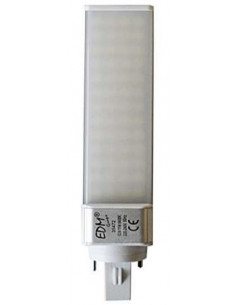Bombilla LED para downlight PL G24 11W EDM