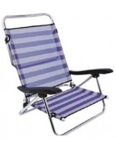 Cadeira de praia dobrável