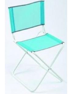 Cadeira de praia com encosto Alco