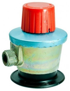 Regulador de gas propano 37mbar tienda de camping online - Regulador gas butano ...