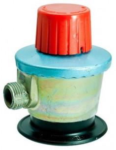 Sortie libre de régulateur de gaz butane