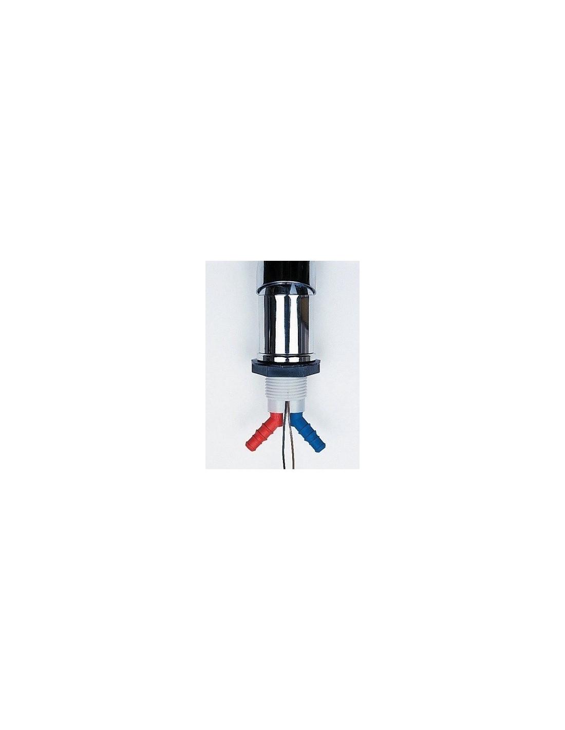 Mezclador monomando para manguera de ducha tienda de for Grifo mezclador ducha