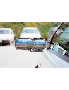Espelho de caravana de vidro convexo