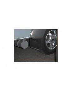 Faldon goma guardabarros para rueda
