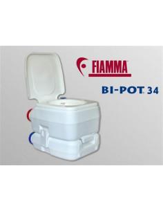 Inodoro WC Químico Portátil Fiamma Bi-Pot 34