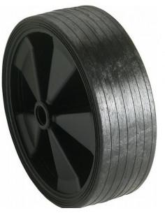Roda de borracha mastro jockey Winterhoff 215x70mm