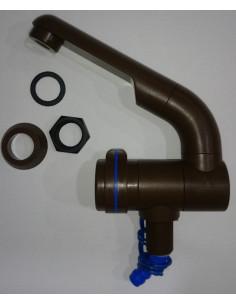 Grifo  automático agua fría