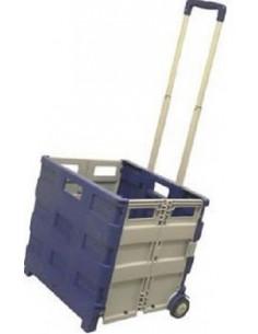 Transporteur tout pliant Pack & Roll. Midland