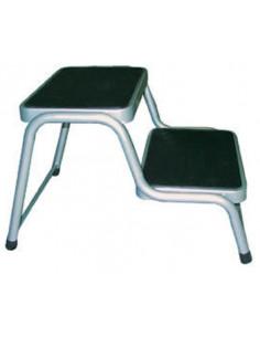 Stahl-Doppelstufe