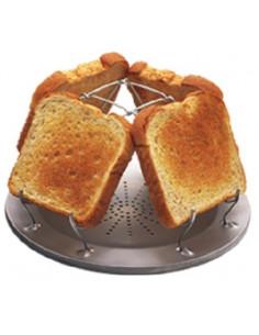Grille-pain pliant de camping