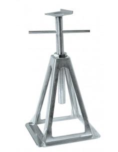 Calços de estabilização de alumínio ajustáveis