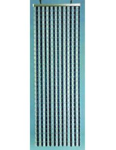 Cortina Puerta Mosaico PVC 60x190 cm