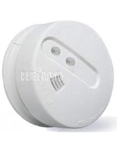 Detector de fumaça fotoeletrônica de 9V. CARBEST