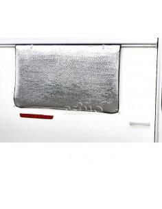 Protecteur thermique pour fenêtres 1,70 x 74 cm. Hindermann