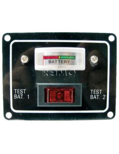 Interruptor eléctrico para dos  Baterias 12V