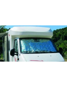 Isothermer Transit-Innenraumschutz seit 2006