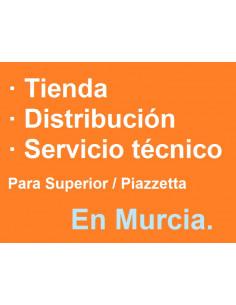 Fogão de pellets Superior Piazzetta em Murcia