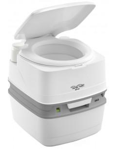 Porte-toilettes portatif pour produits chimiques chimiques Thetford Porta Potti Qube 365