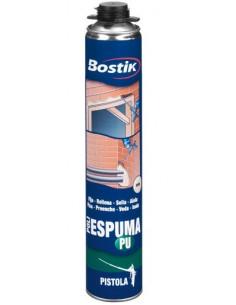 Pistola de espuma de poliuretano Bostik 750 ml