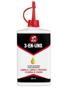 Aceite multiusos 3 en 1  100ml