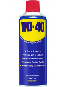 Óleo lubrificante WD-40 200ml