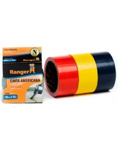 Cinta adhesiva americana Ranger