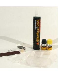 Kit de cola para perfis de alumínio