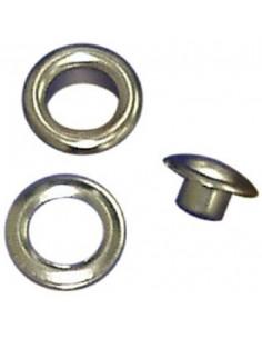 Stahlösen für Markisen