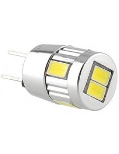 Motorhome de acampamento do bulbo do diodo emissor de luz g4 3w 6xSMD5630