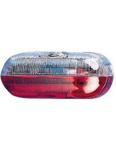 Luz lateral vermelha e branca SPL2000