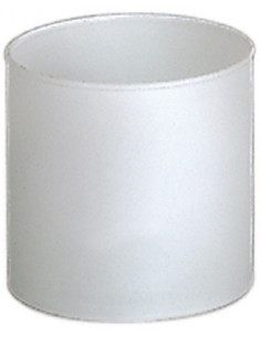 Cristal para Lámpara de camping gas-81x81 mm