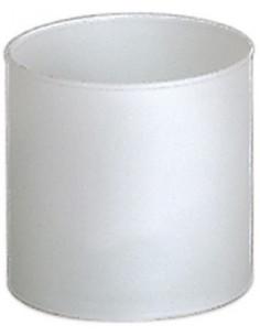 Verre pour lampe de camping gas-81x81 mm