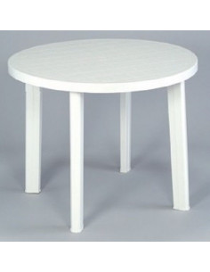 Harz runden Tisch 90 cm